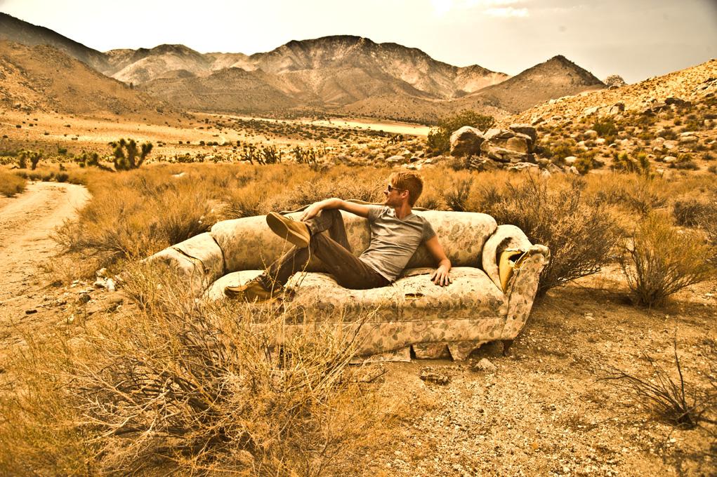 Greg Weldon Couch