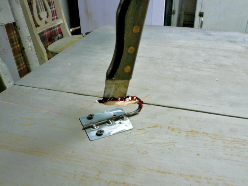 bereavement knife rig