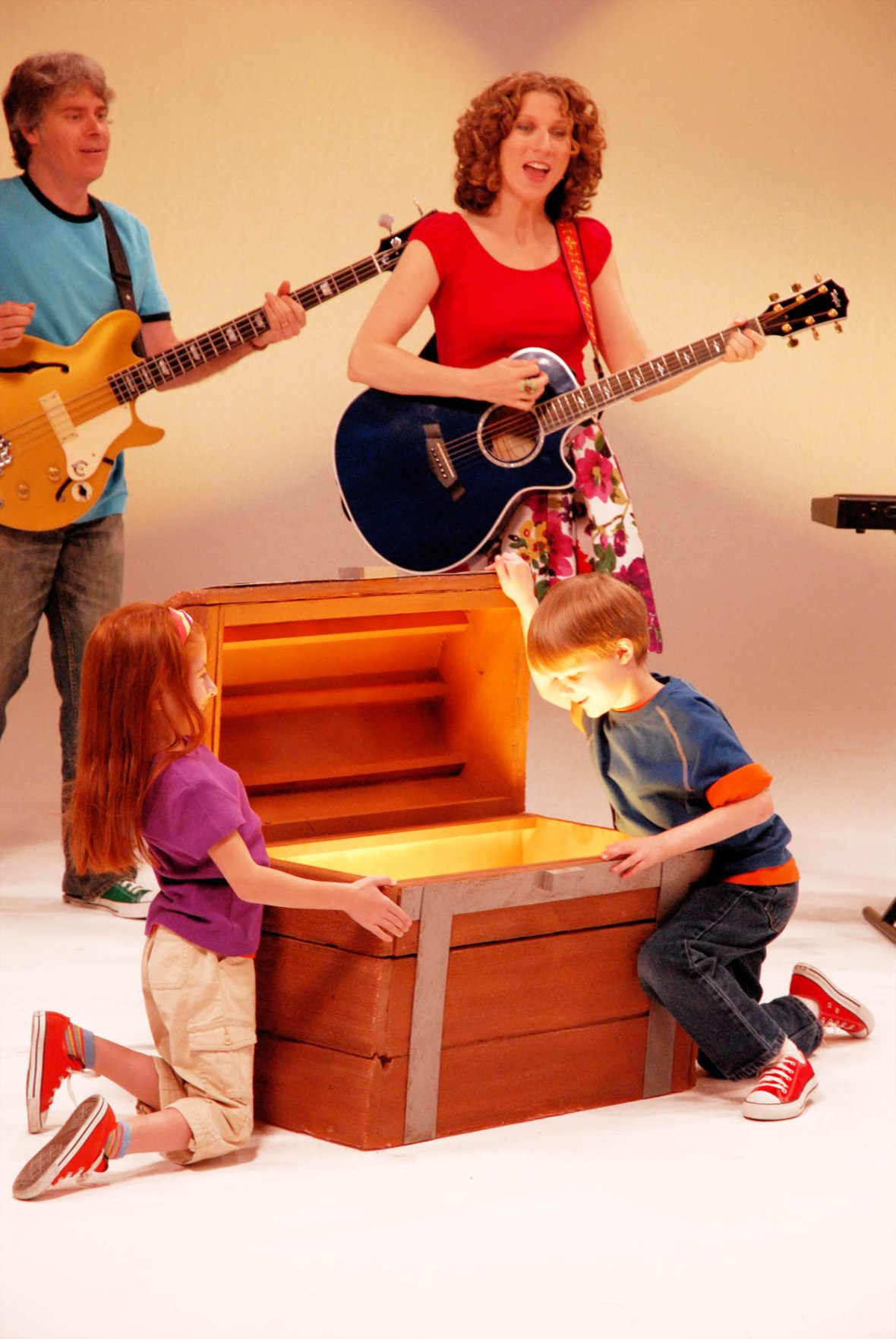 laurie berkner treasure
